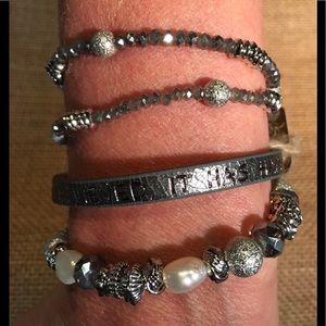 Jewelry - Good Works Bracelet- Believe will Happen